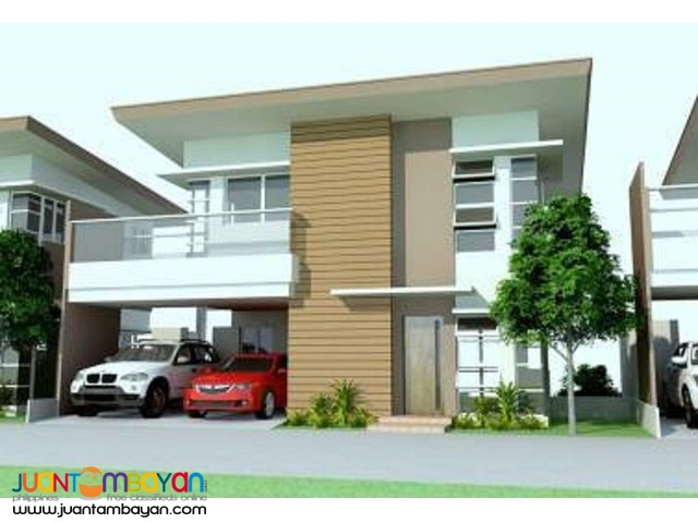 4 BR - 2 storey house Jasmine Model at 88 Summer Breeze Talamban, Cebu
