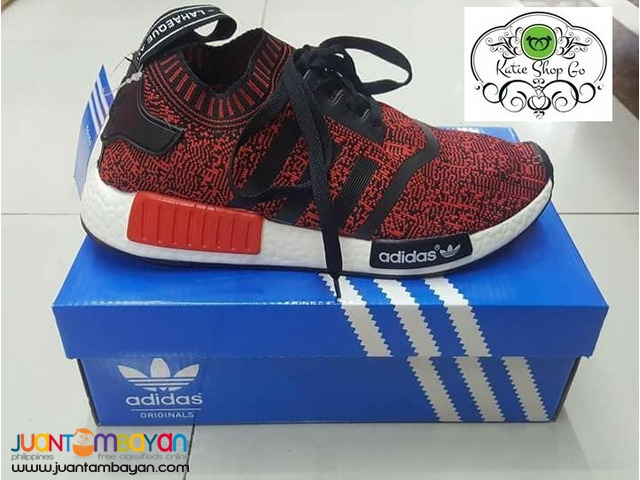 ADIDAS NMD RUNNER FOR MEN - RUBBER SHOES