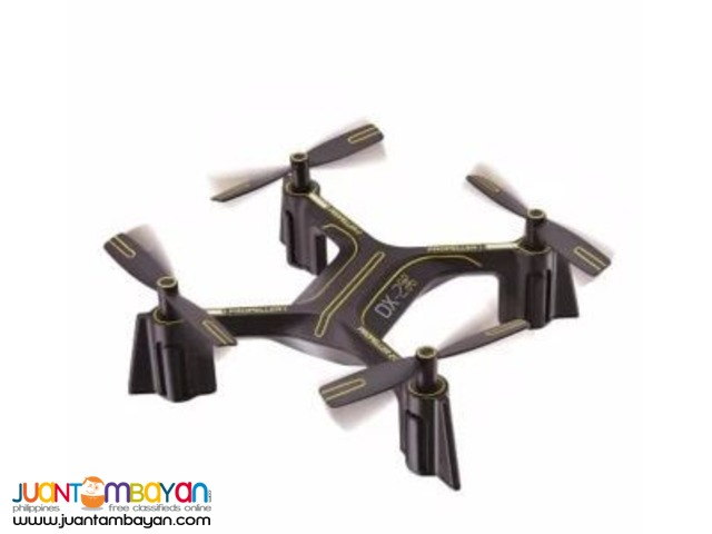 Sharper Image Rechargeable 2.4GHz DX-2 Stunt Drone