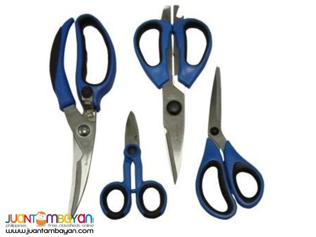 Schaffen Scissor Set 4PCS. SS-73-735