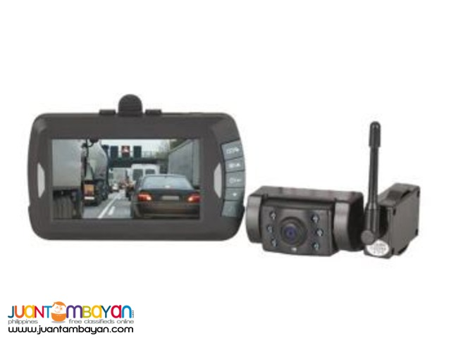 Response 2.4GHz Wireless Reversing DVR Camera Kit