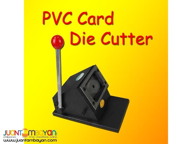 PVC die cutter