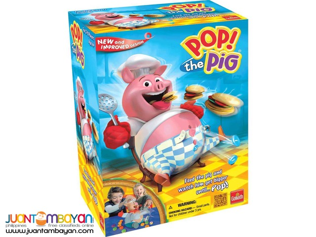 Toys Pop the Pig