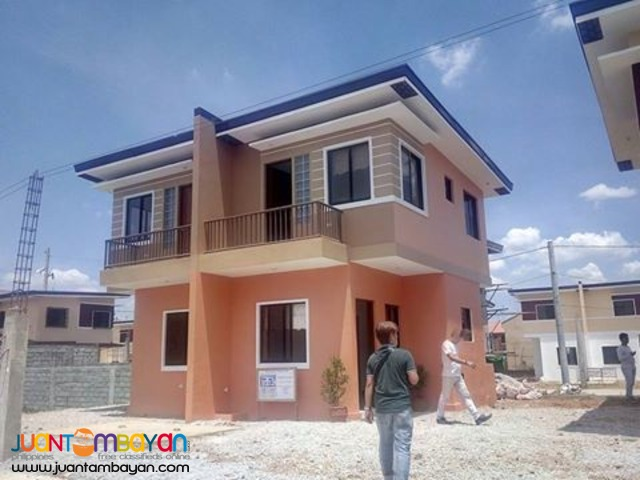 Duplex House for Sale in GuitnangBayan SanMateo Birmingham Alberto