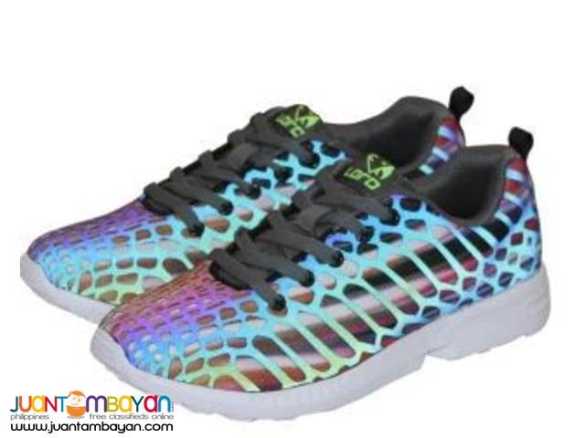 Flying Chryso Running Shoe (Gray/Gray)
