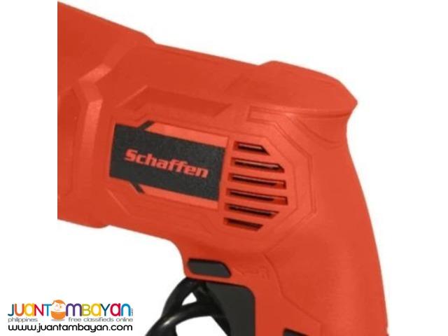 SCHAFFEN Electric Drill 400W 220V (BlackRed)