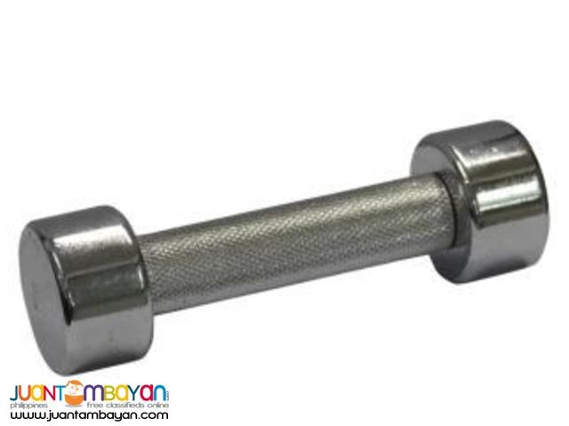 Dumbbell Chrome 1kg(Silver)