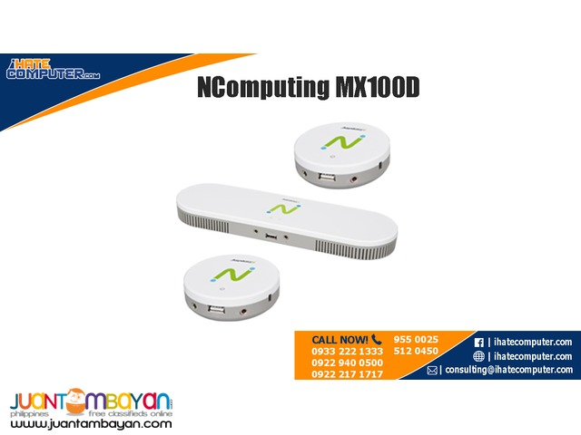 Ncomputing MX100D by ihatecomputer.com