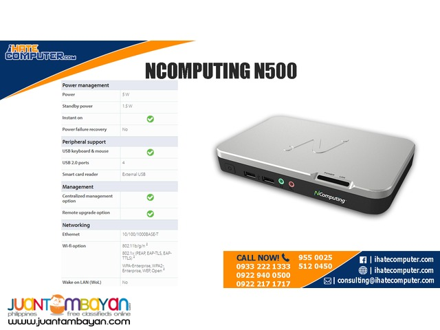 Ncomputing N500 by ihatecomputer.com