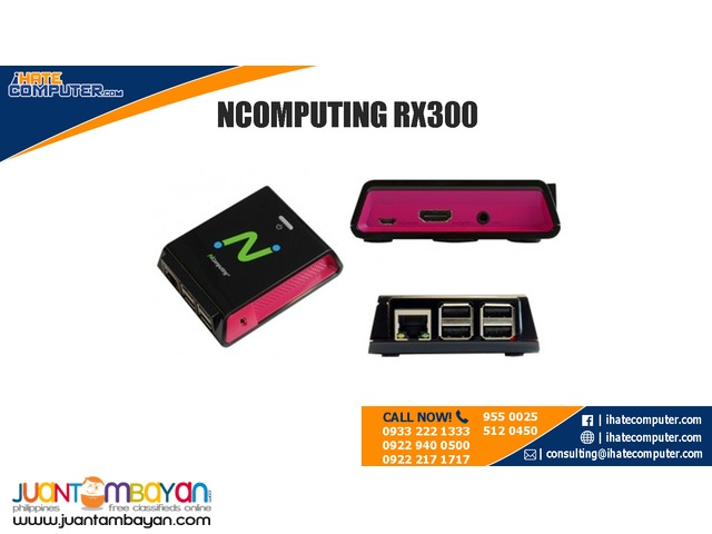 Ncomputing RX300 by ihatecomputer.com