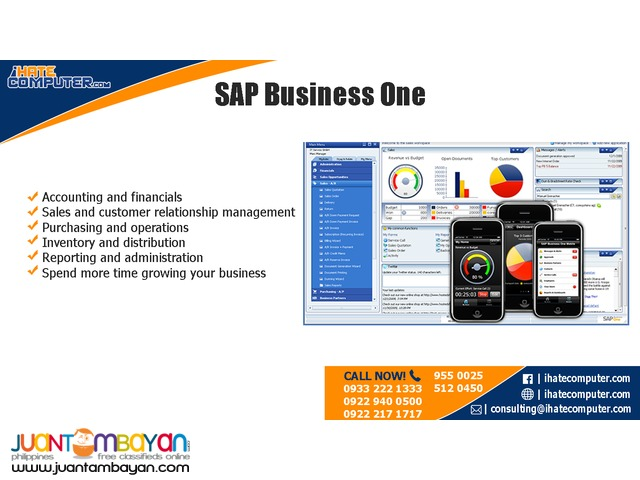SAP Business One  by ihatecomputer.com