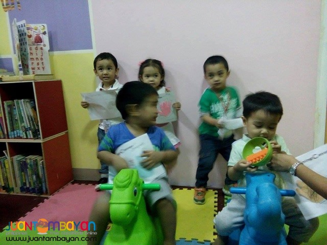 PLAYSCHOOL AND TODDLERS CLASS