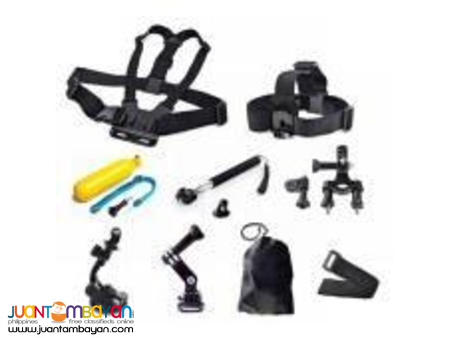 GOPRO ACCESSORIES IN AFFORDABLE PRICES