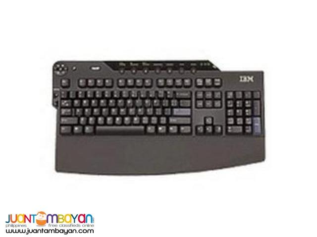 IBM ThinkPlus Enhanced USB Keyboard PN: 73P2620