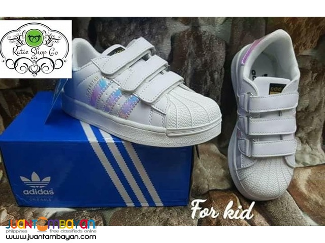 ADIDAS SUPERSTAR KIDS - ADIDAS KIDS SHOES - TODDLER SHOES