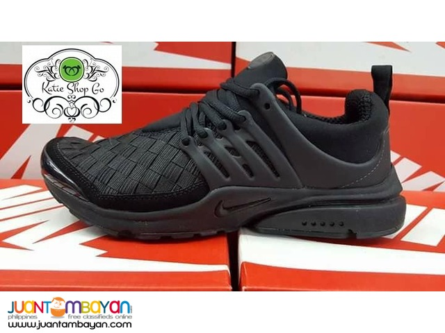 NIKE AIR PRESTO SE WOVEN MENS RUBBER SHOES - MENS SNEAKERS