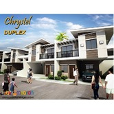 2 Storey Duplex CHRYSTEL model at South City Homes, Minglanilla, Cebu