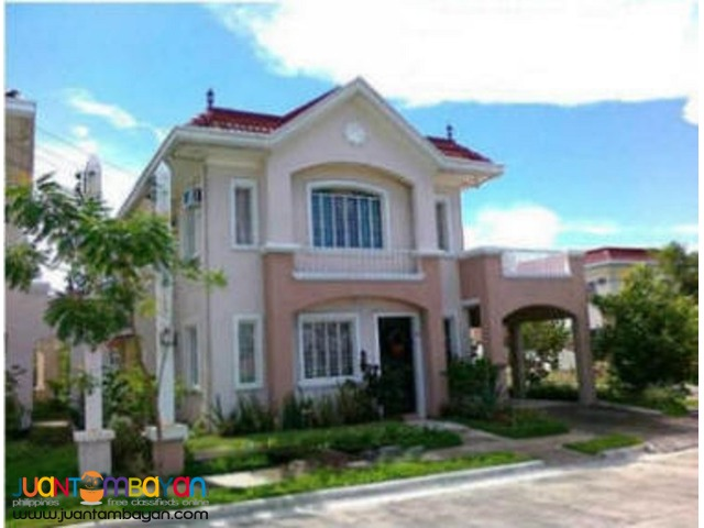 3 BR - RFO Daphne Model at Aldea Del Sol, Bankal Lapu-lapu City, Cebu