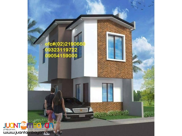 Single Attached House for Sale in Burgos Montalban Virginia Homes