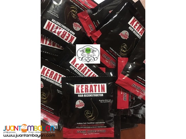KERATIN HAIR RE CONSTRUCTOR 1 MINUTE HAIR CONDITIONER - BRAZILLIAN