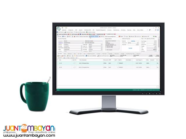 SalesPad Desktop
