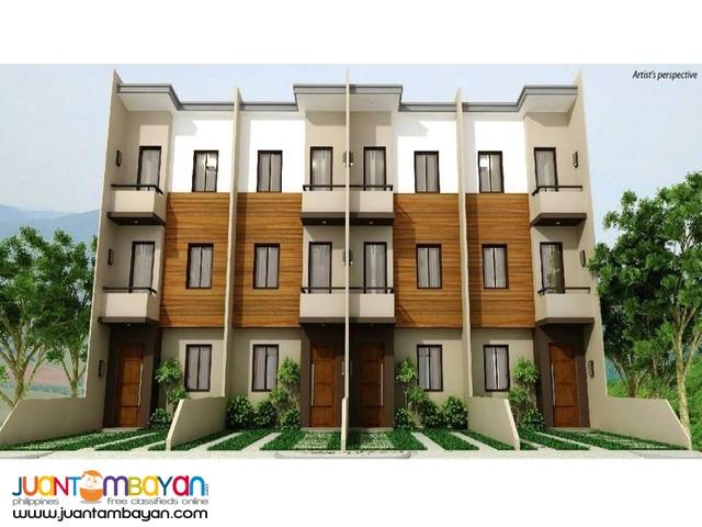 Affordable 3 Storey Townhouse at Mulberry Drive, Talamban Cebu