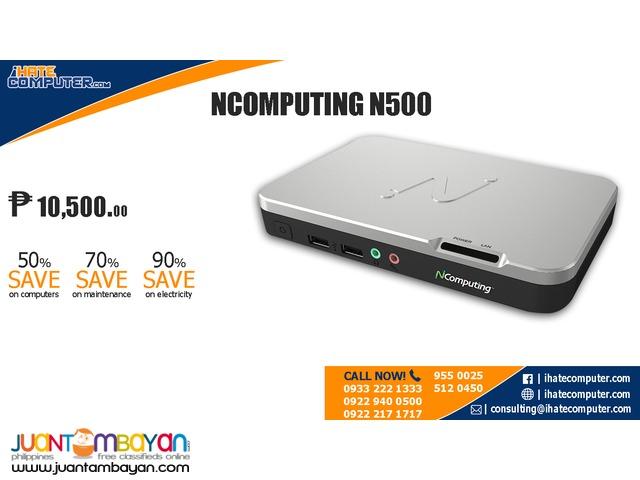 Ncomputing N500 by ihatecomputer.com
