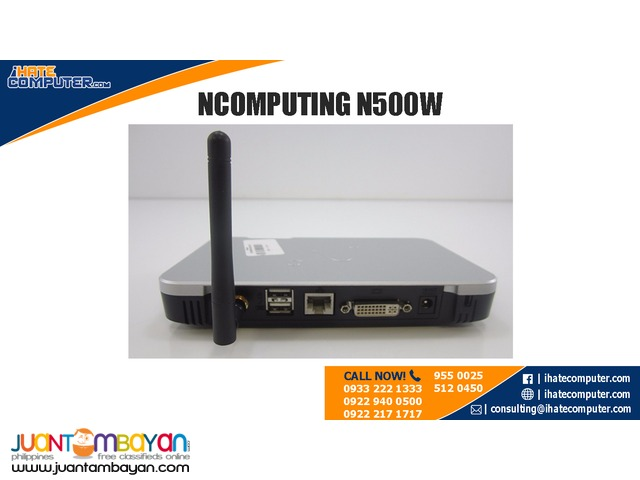 Ncomputing N500W by ihatecomputer.com