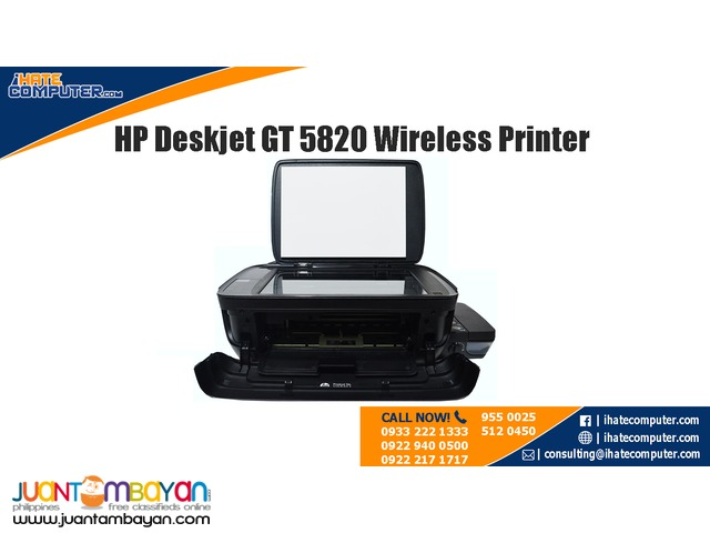 All in one Printer Scanner by ihatecomputer.com
