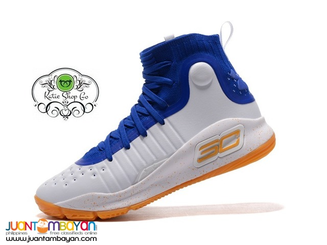 Under Armour Curry 4  Men's Basketball Shoes