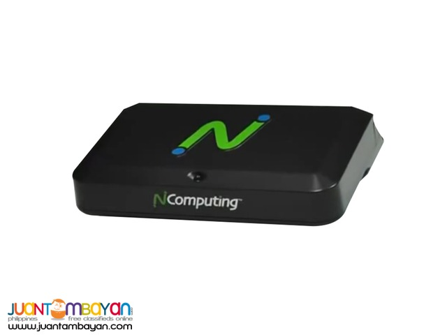 NComputing X550 Network Virtual Desktop Thin Client Tested