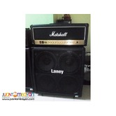 FOR RENT: GUITAR AMP, BASS AMP, KEYBOARD AMP, DRUMSET
