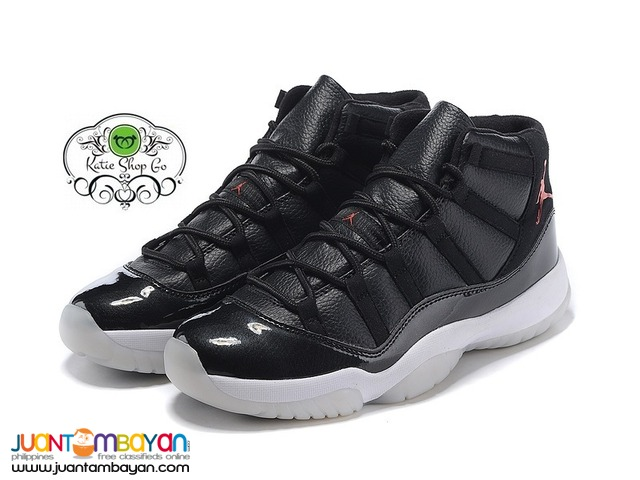 2017 Air Jordan 11 Men's Basketball Shoes - RUBBER SHOES