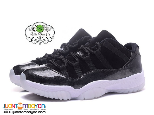2017 Air Jordan 11 Retro Low Men's Basketball Shoes - RUBBER SHOES