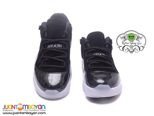 2017 Air Jordan 11 Retro Low Men's Basketball Shoes - RUBBER SHOES