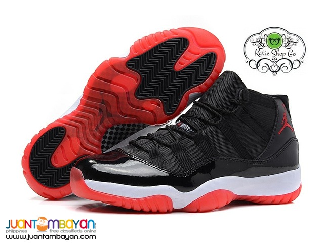 Air Jordans 11 Retro Men's Basketball Shoes - RUBBER SHOES