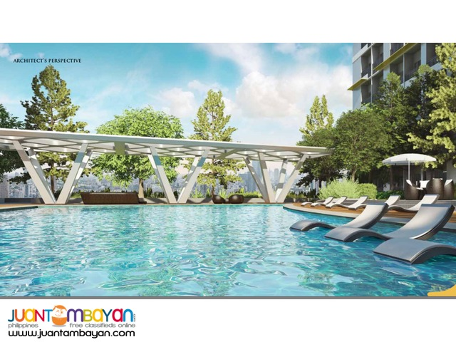 FAME RESIDENCES-EDSA CENTRAL 14,000 ++ MONTHLY
