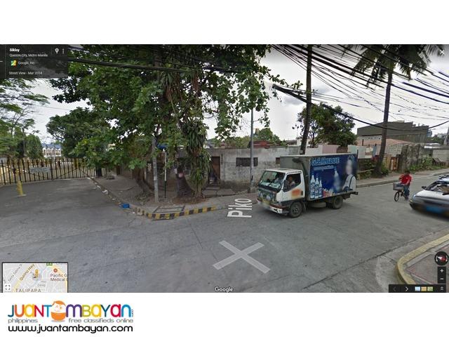 quezon city lot for sale. good for townhouse development
