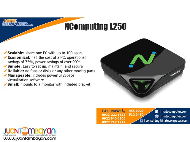 Ncomputing L250 by ihatecomputer.com