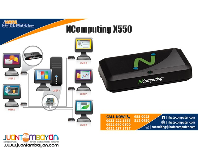 Ncomputing X550 by ihatecomputer.com