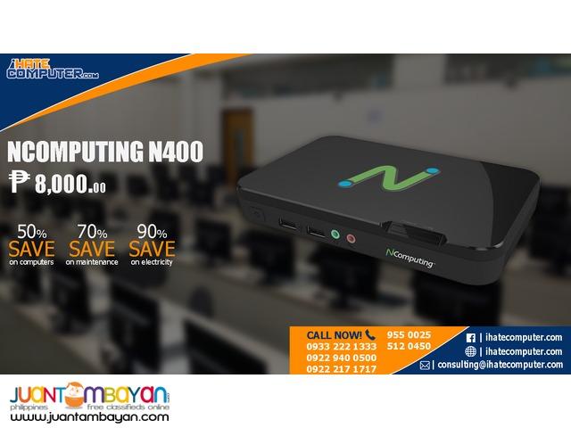 Ncomputing by ihatecomputer.com