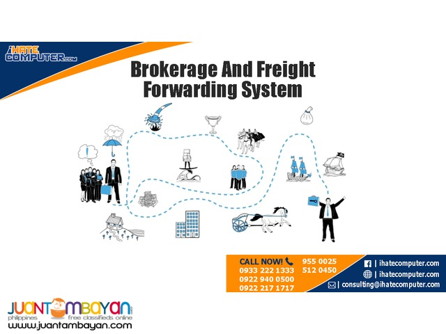 Freight and Brokerage System by ihatecomputer.com