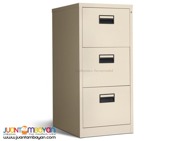 Saladin Vertical Office Filing 3 Drawer Cabinet