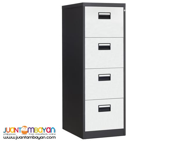 Saladin Vertical Office Filing 4 Drawer Cabinet