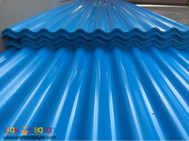 Highly Metallis Roofing Materials For Warehouse