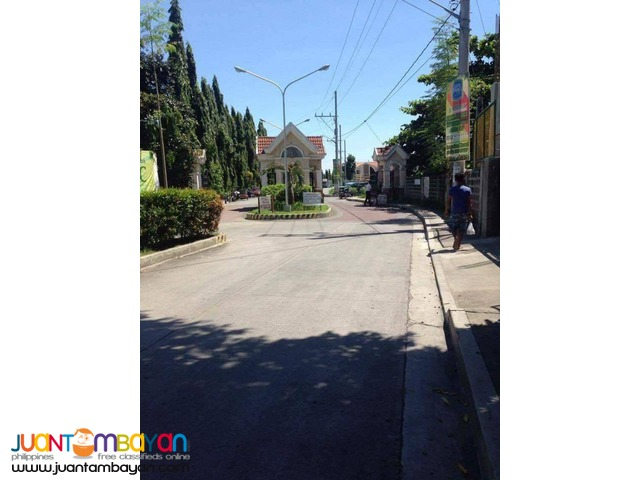 Lot for sale 200K South Springs Binan Laguna