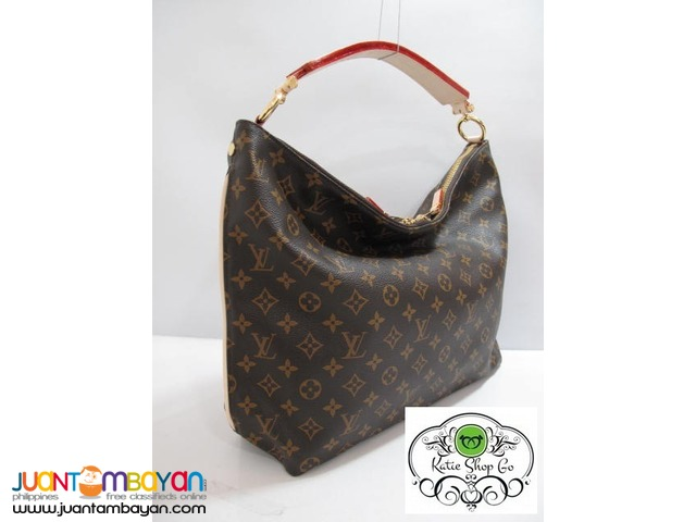 Louis Vuitton Sully MM - LV SHOULDER BAG