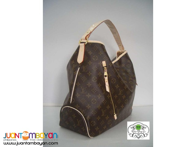 Louis Vuitton Monogram Delightful GM - LOUIS VUITTON SHOULDER BAG