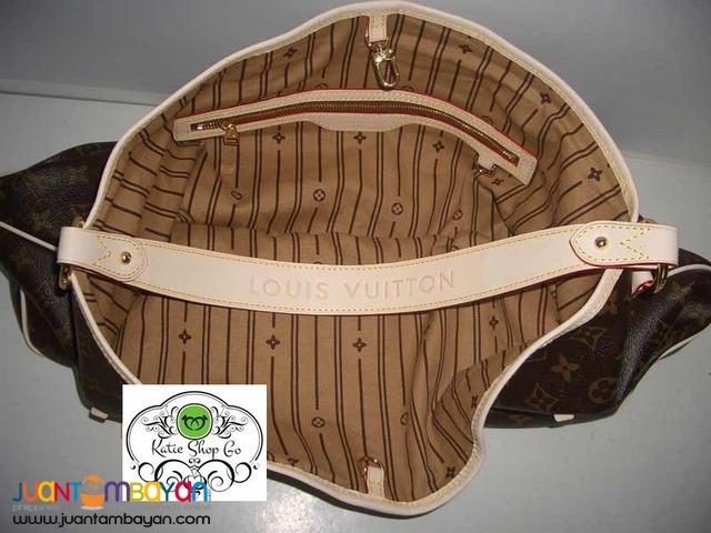 Louis Vuitton Monogram Delightful GM - LOUIS VUITTON SHOULDER BAG