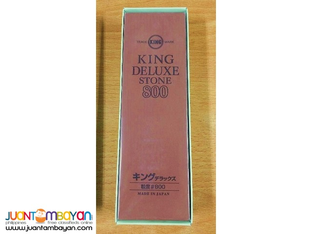 King Deluxe Stone 800 Grit